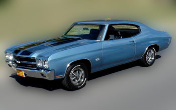 1970 Chevy Chevelle SS/396